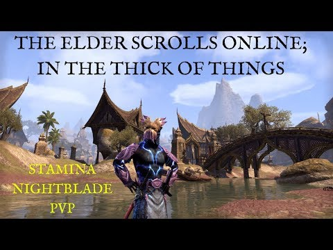The Elder Scrolls Online In the Thick of Things; Joining the Dark Side