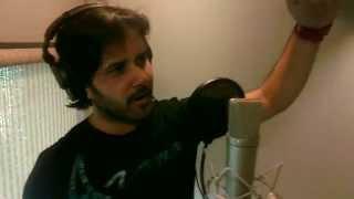 Javed Ali (Diya Aur Baati Hum Song Recording) Making