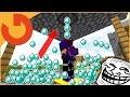 XRAY Hacker Takes all Server Diamonds! (Catching Hacker Games)
