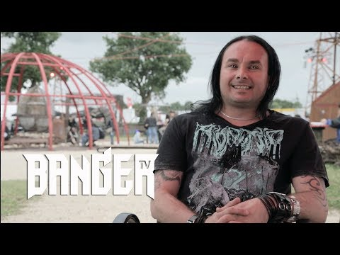 CRADLE OF FILTH singer DANI FILTH 2011 interview about black metal | Raw & Uncut