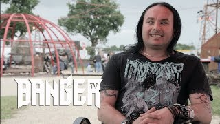CRADLE OF FILTH singer DANI FILTH interview about black metal  2011| Raw & Uncut