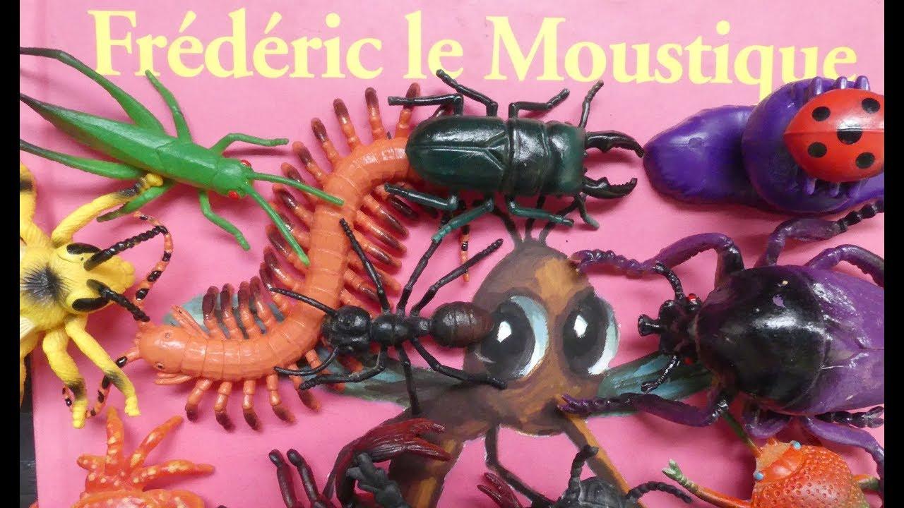 Arevo 02 fr d ric le moustique youtube - Frederic le moustique ...