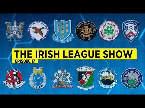 The Irish League Show - 27th November 2017 - Episode 17