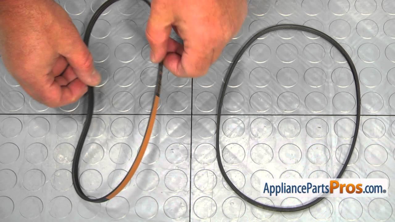 Dryer Blower Belt Part Wp