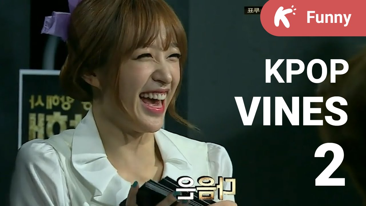 Funny Kpop Vines 2  Youtube