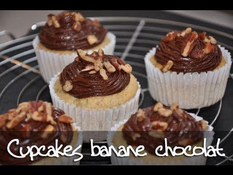 recette-des-cupcakes-chocolat-banane-par-hervecuisine.com