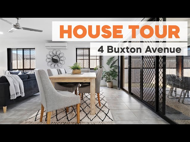 4 Buxton Avenue, Yarrabilba   House Tour   Jay Aston & Chris Gilmour