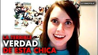 La TRISTE HISTORIA de la CHICA del MEME NOVIA PSICÓ... PATA