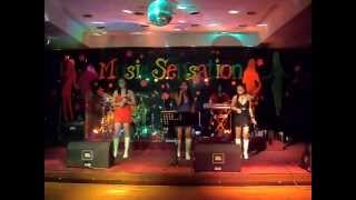 Music Sensation Band @ The Lounge, Park Avenue Hotel