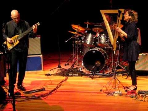 Elliott Sharp-with CARBON-(1) --April 1, 2010-- Groningen-Grand Theatre--
