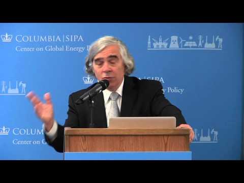 Policy Address: Dr. Ernest J. Moniz, U.S. Secretary of Energy