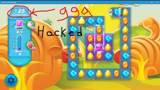 Candy Crush Soda Saga HACKE on Windows 10/ 8.1 / 8 with easy steps !!