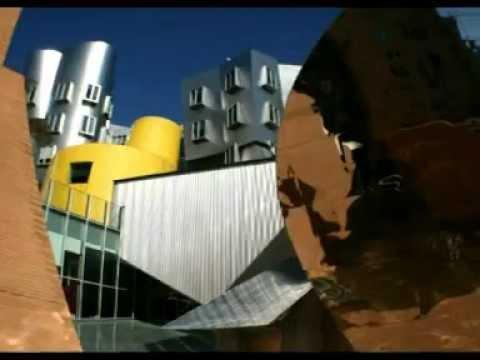 """Boston-Architecture, """"The Ray and Maria Stata Center"""", MIT,"""