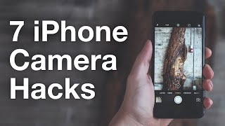 7 iPhone Camera Hacks For Taking Stunning Photos