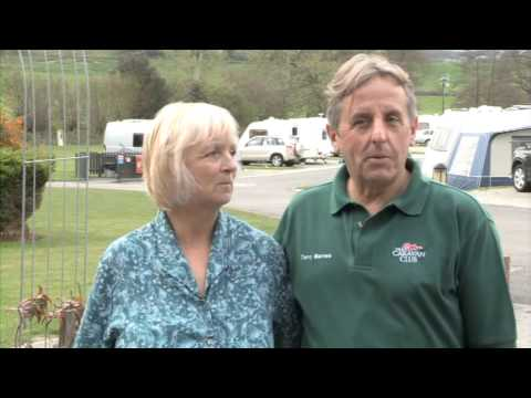 Kent - Bearsted Caravan Club Site
