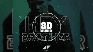 Download Avicii - Hey Brother | 8D Audio 🎧 || Dawn of Music ||