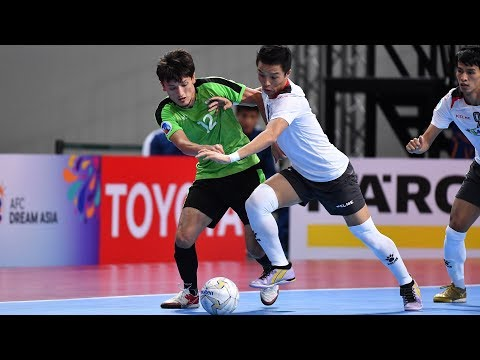 Highlights M22 - Soro Company(TJK) Vs Victoria University College FC(MYA)