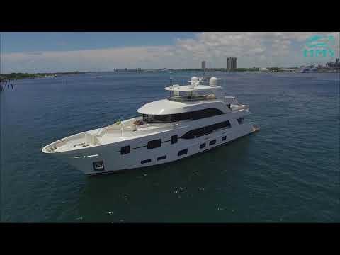 """120' Ocean Alexander -  """"Miss Moneypenny"""""""