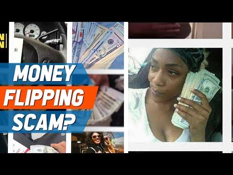 Instagram Money Flipping Scammer Revealed