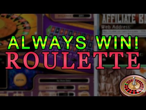 ★ UPDATED: [NEW] How to Play and How to Win At Roulette Every Time! HD