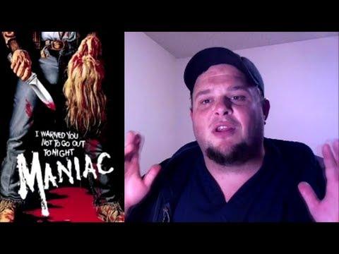 Maniac 1980 horror movie  Joe Spinell