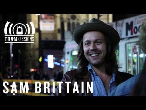 Sam Brittain - Stab In The Dark | Tram Sessions