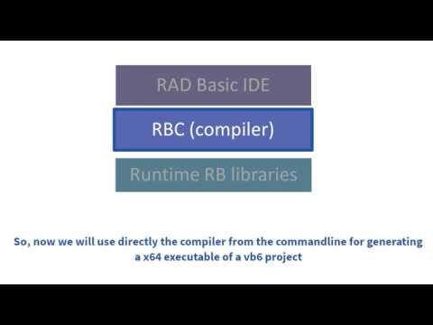 RAD Basic Compiler: RBC