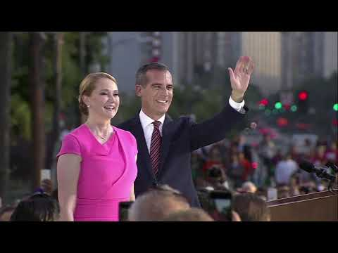 2017 Inauguration of Los Angeles Mayor Eric Garcetti