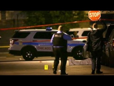 FBI Statistics Show Increase In Murders In US Cities