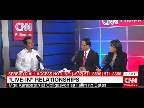CNN Philippines Atty Cernick Abad Live Interview