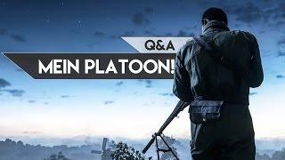 Mein eigenes Platoon! – Battlefield 1 Q&A – #1