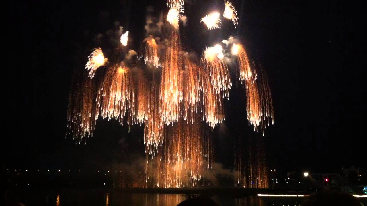 japanisches feuerwerk d sseldorf 2014 youtube. Black Bedroom Furniture Sets. Home Design Ideas