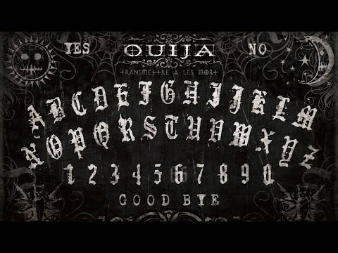 Unexplained Growling Heard After Using Ouija Board