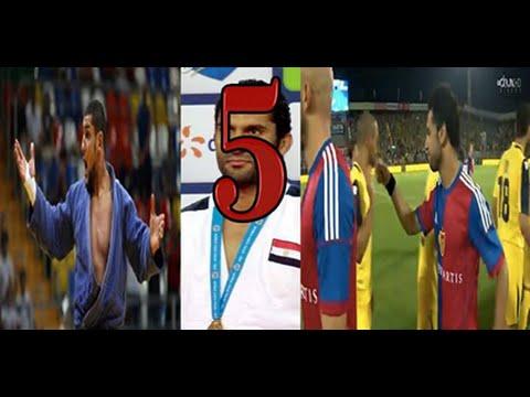 5 لاعبين رياضيين