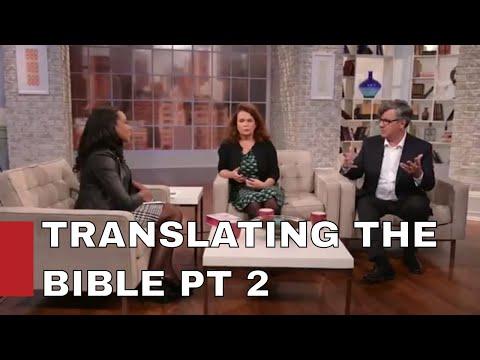 ZeBible / ELISABETH TERRIEN And PATRICK FRANCOIS Pt 2
