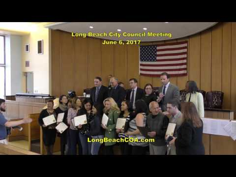 Long Beach NY City Council Meeting 06/06/17