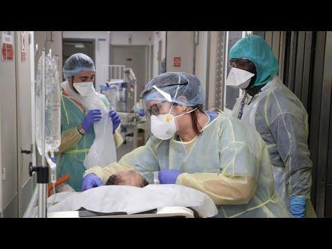 فرنسا: 541 وفاة جديدة بفيروس كورونا والرئاسة تعلن تمديد الحجر الصحي إلى ما بعد 15 أبريل  - نشر قبل 56 دقيقة