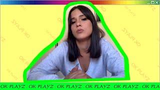 La Zowi, Dave, Amarna Miller y Lara Alcázar en OK Playz [26/5/2020]
