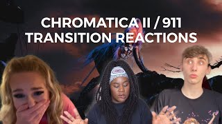Download Lagu Chromatica Ii 911 Iconic Transition Reactions MP3