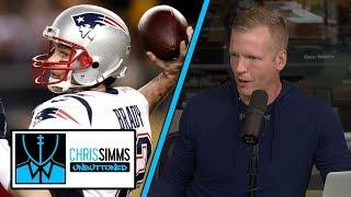 Chris Simms defends toughest quarterback list | Chris Simms Unbuttoned | NBC Sports
