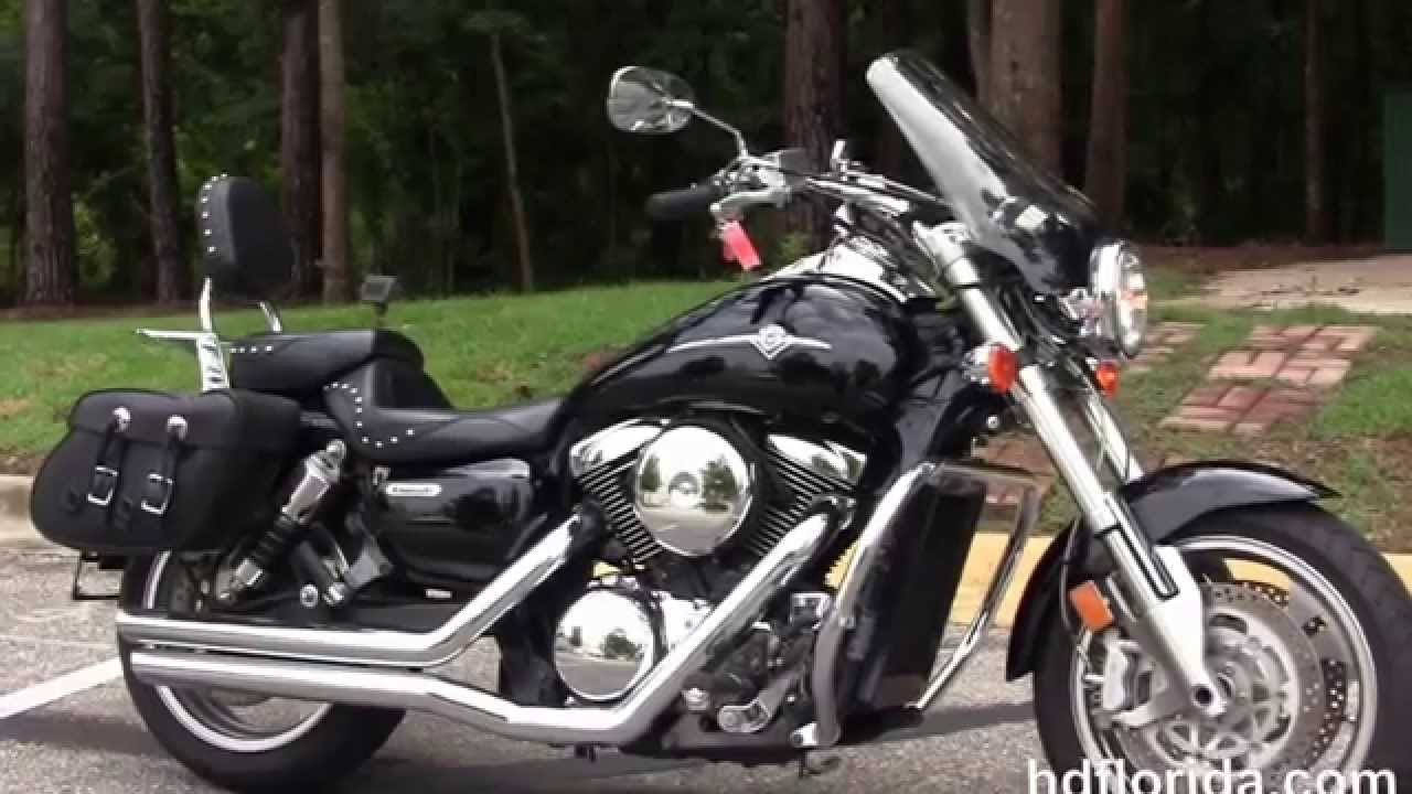 Used 2007 Kawasaki Vulcan Mean Streak Motorcycles For Sale Youtube