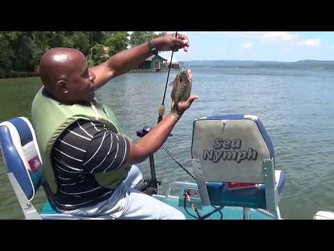 Bream Fishing @ WaterFront (Scottsboro, AL)