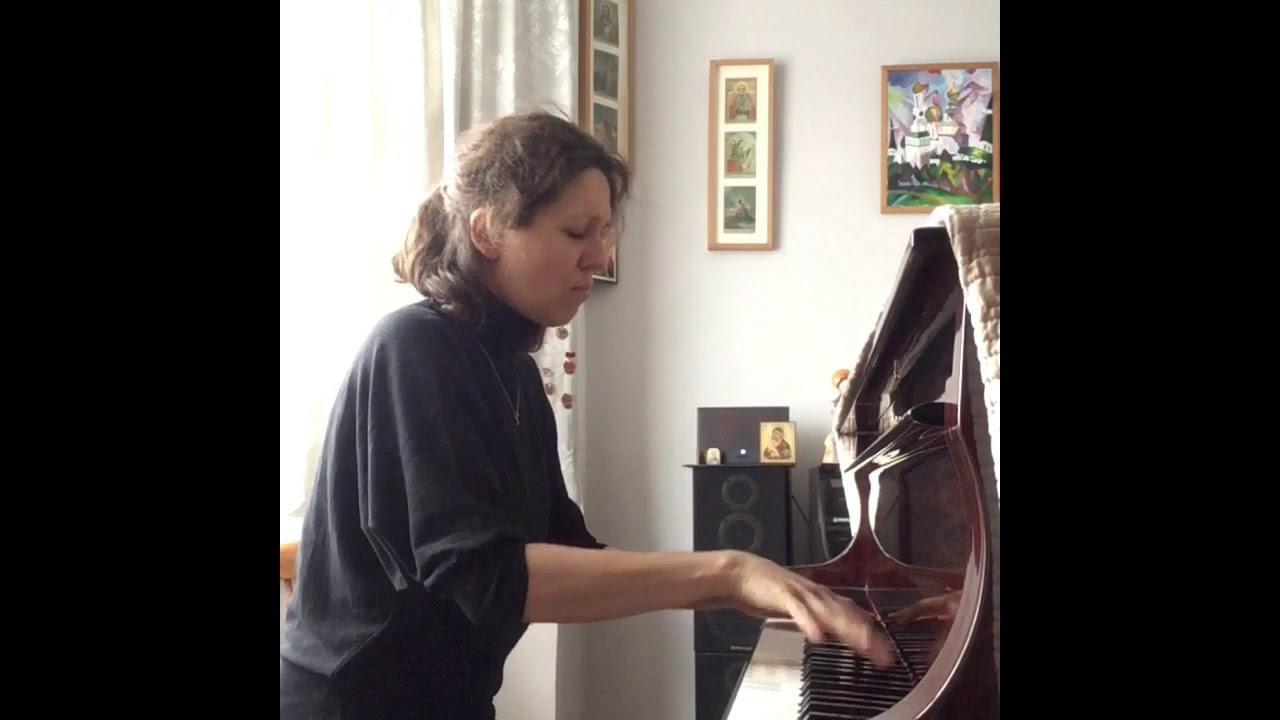 Lockdown Pianist Alphabet: B