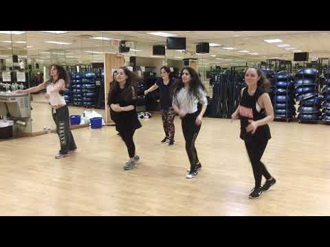 "Pitbull & Stereotypes Ft Abraham Mateo And E-40 ""JUNGLE"", Zumba, Hip Hop, Dance Fitness Choreography"