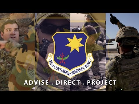 621st Contingency Response Wing - Mission Video