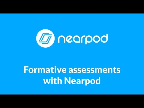 Formative Assessment with Nearpod