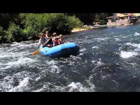Truckee River Rafting!