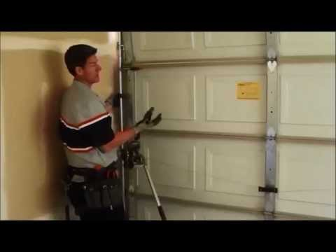 Garage Door Panel Replacement | Mr Garage Door Repair (480) 360 4166    YouTube