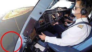A380 Lufthansa In Hongkong: Giganten-landung Mit Captain Helmut's Ruhiger Ha