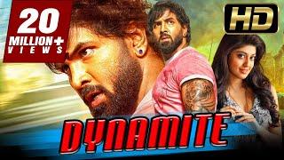 Dynamite (HD) Telugu Hindi Dubbed Full Movie | Vishnu Manchu, Pranitha Subhash